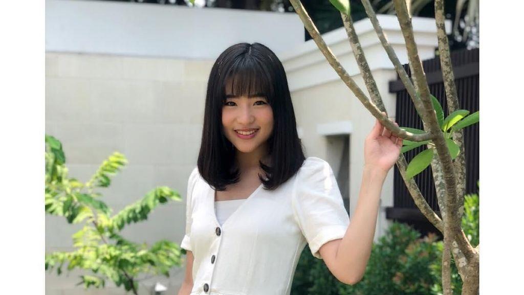 Foto: Senyum Manis Haruka Nakagawa di Balik Kesedihannya Tentang Keluarga