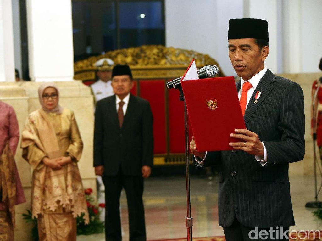 Jokowi Lantik Rektor UIN Sunan Kalijaga Prof Yudian Jadi Kepala BPIP Besok