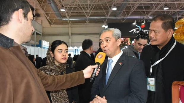 Duta Besar Indonesia untuk Iran, Octavino Alimudin