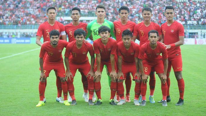 Timnas Indonesia U-22. (Foto: Saiful Bahri/pd/Antara)