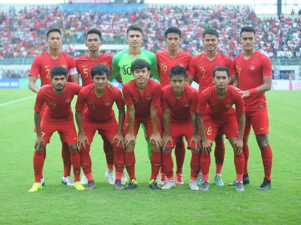 Tak Ada Saddil, Ini Daftar Skuat Timnas U-22 untuk Piala AFF