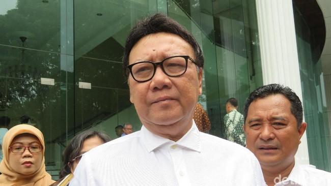 Mendagri: FPI Sudah Ajukan Perpanjangan SKT
