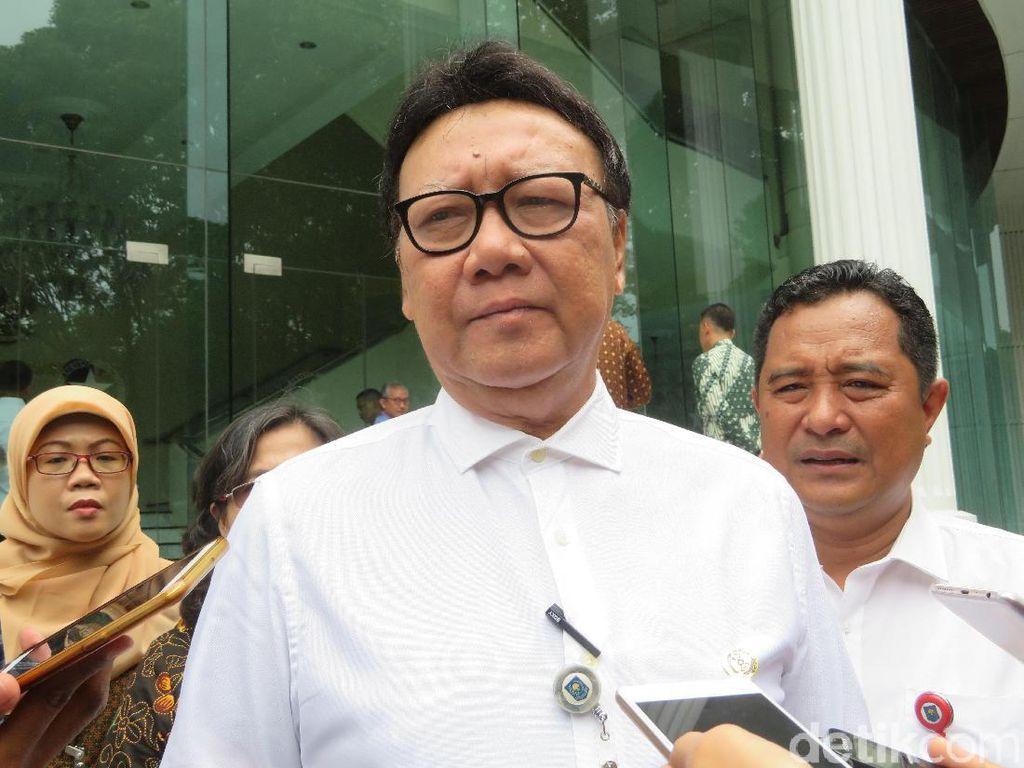 Tjahjo: DPD PDIP Se-Indonesia Ingin Megawati Tetap Pimpin Partai
