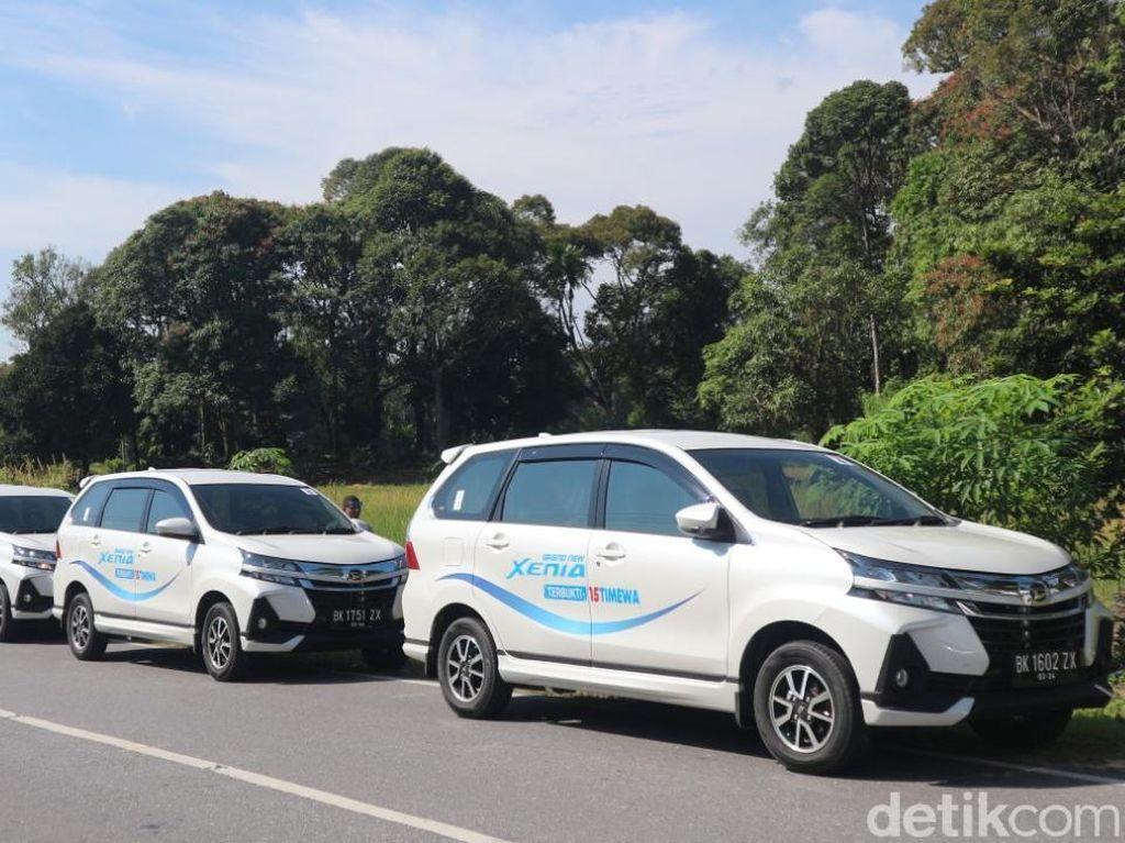 Sejak 2004, 670 Ribu Xenia Mengaspal di Indonesia