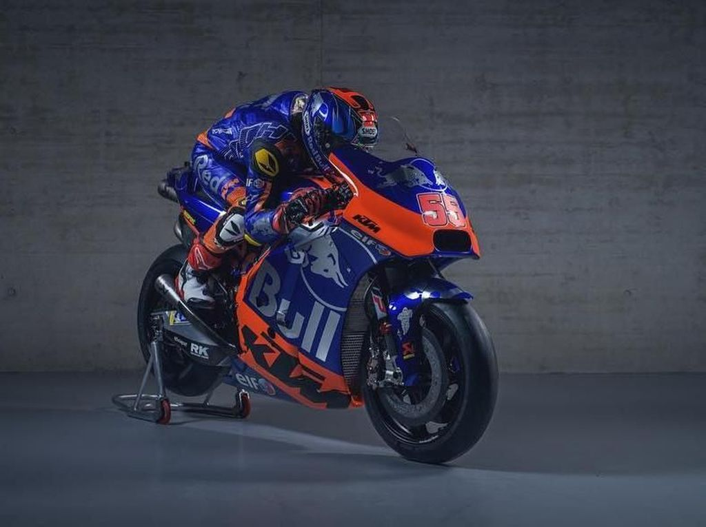 Red Bull KTM Tech3: Toro Rosso Ala MotoGP