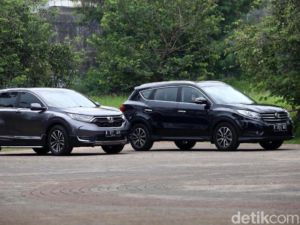 Berita Populer: CR-V Dikepung Mobil China, Tampang Baru Pajero Sport