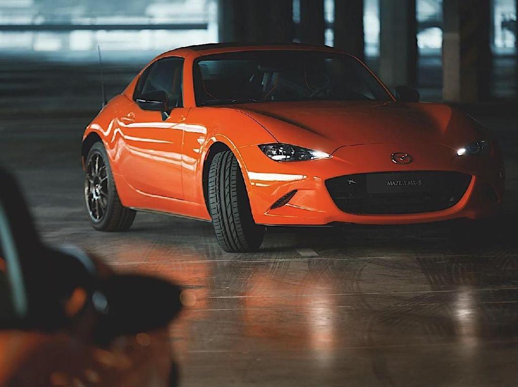 Hanya 4 jam, 500 Mazda MX-5 Edisi Ultah ke-30 Ludes Terjual