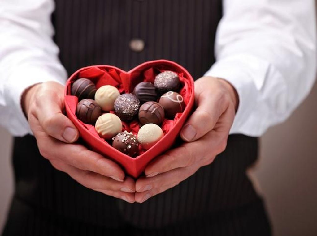 Tak Lagi Haram, Media Arab Saudi Beri Panduan Rayakan Hari Valentine