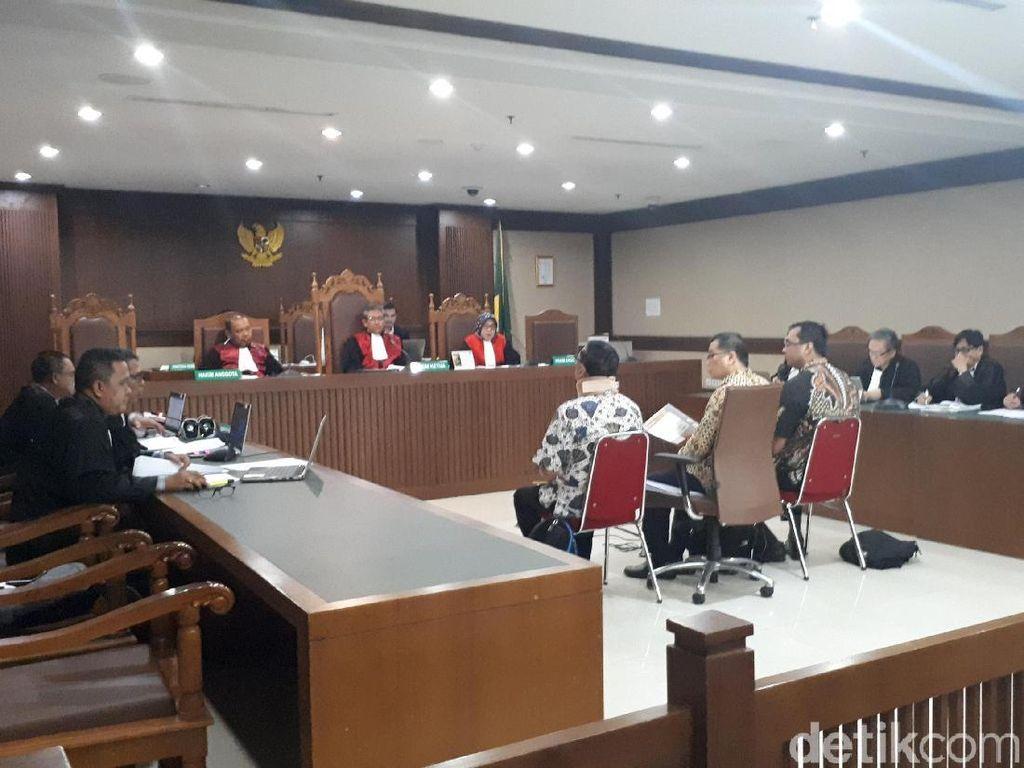 Kasus Suap DPRD Kalteng, Bos PT BAP Divonis 1 Tahun 8 Bulan Penjara