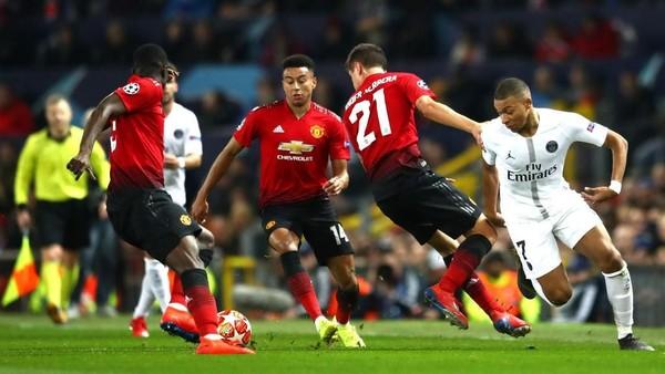 Kemenangan atas Tottenham dan Arsenal Memberikan Asa untuk MU di Paris