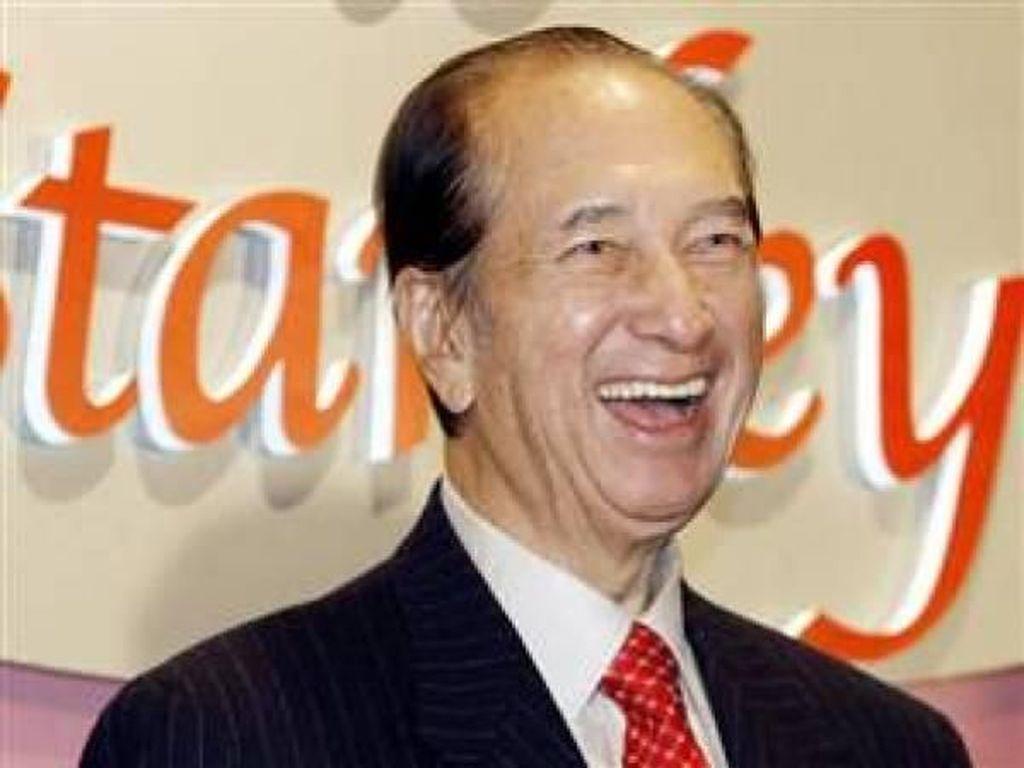 Raja Judi Asal Makau Stanley Ho Meninggal Dunia di Usia 98 Tahun