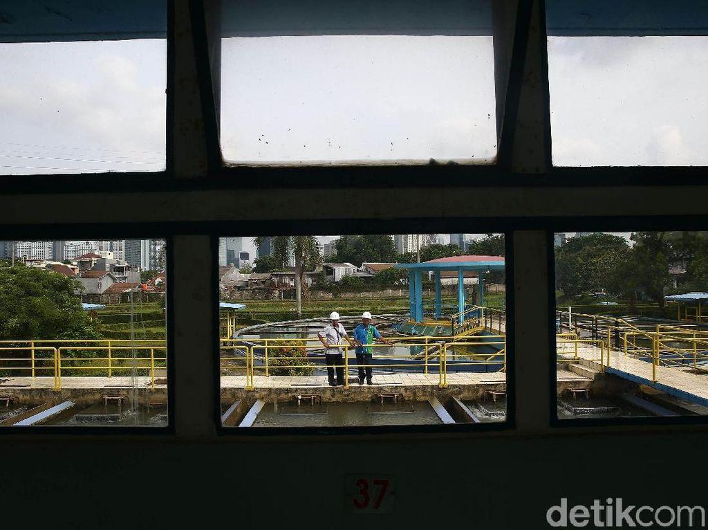 Tim Pemprov DKI akan Konsultasi soal Swastanisasi Air ke KPK Besok