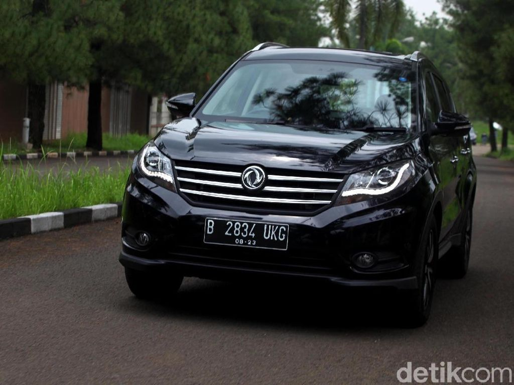 Diam-diam DFSK Sudah Ekspor Glory 580 dan Super Cab