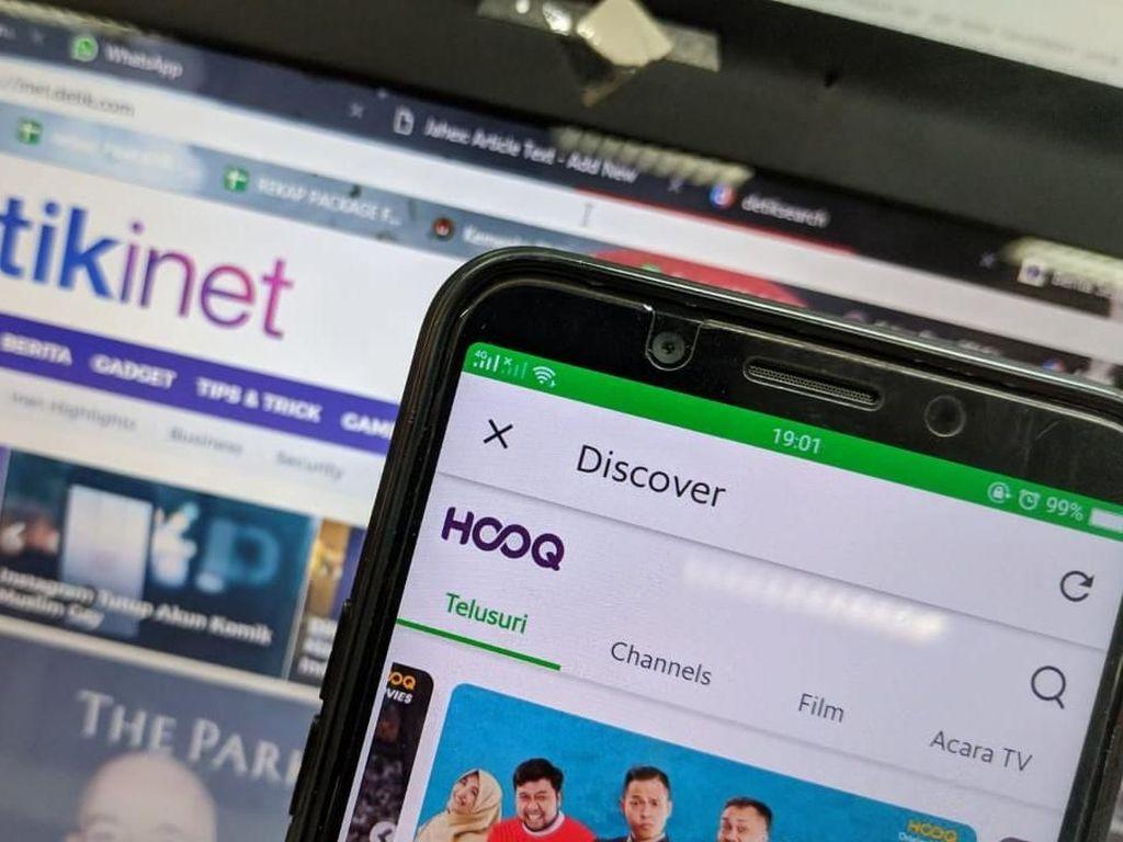 Layanan Berhenti, Telkomsel dan Grab Putuskan Hooq