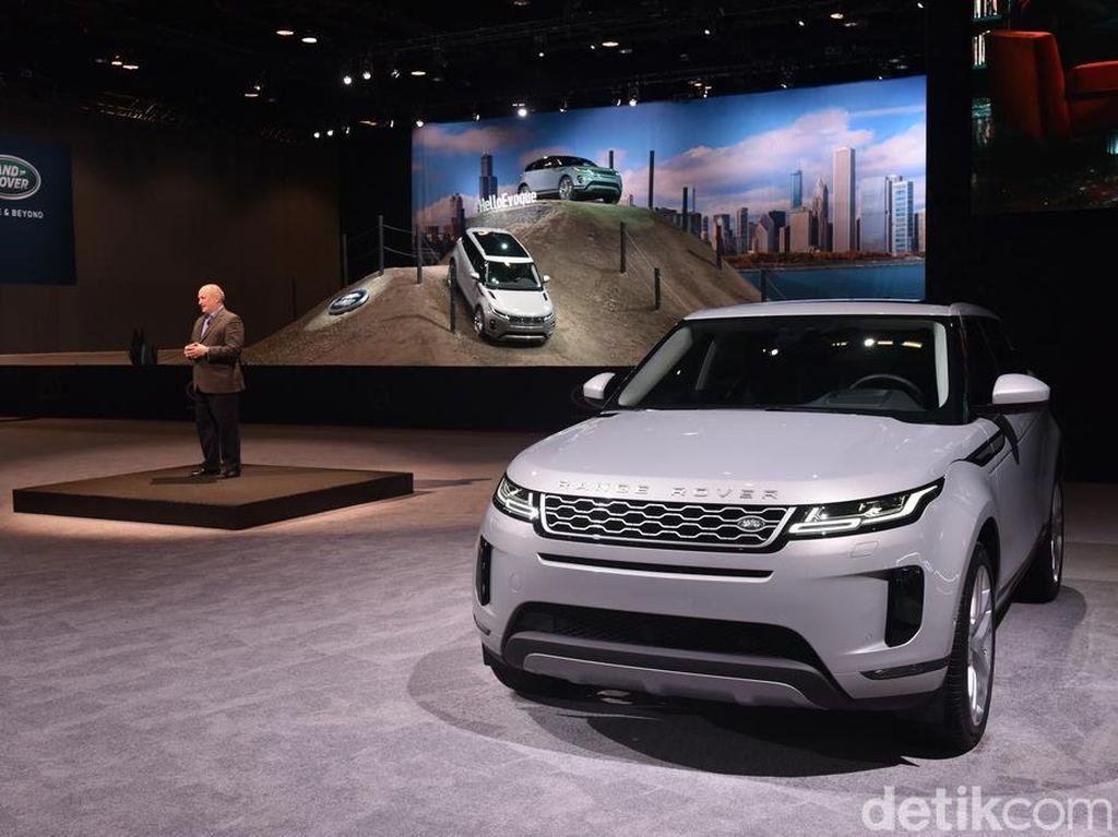 Pemilik Land Rover Nggak Pusing kalau Mau Mudik