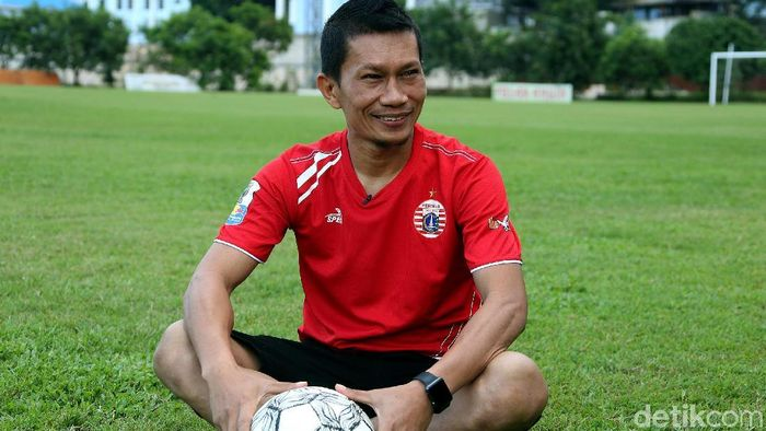 Ismed Sofyan kini sudah berusia 39 tahun. (Foto: Rengga Sancaya/detikcom)