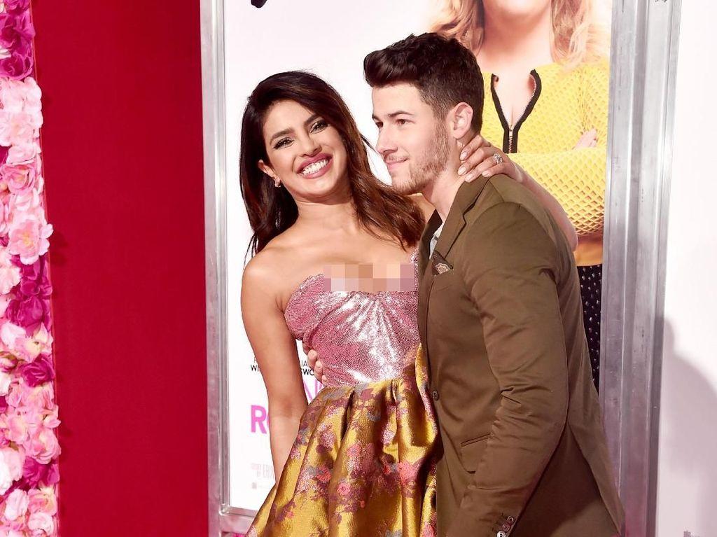 2 Bulan Nikah, Priyanka Chopra-Nick Jonas Tak Ingin Buru-buru Punya Anak