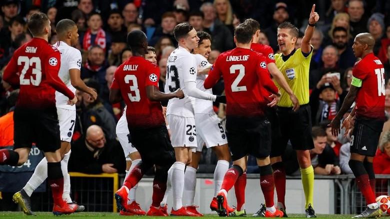 Manchester United Berhasil Lolos Ke Babak Perempat Final Liga Champions