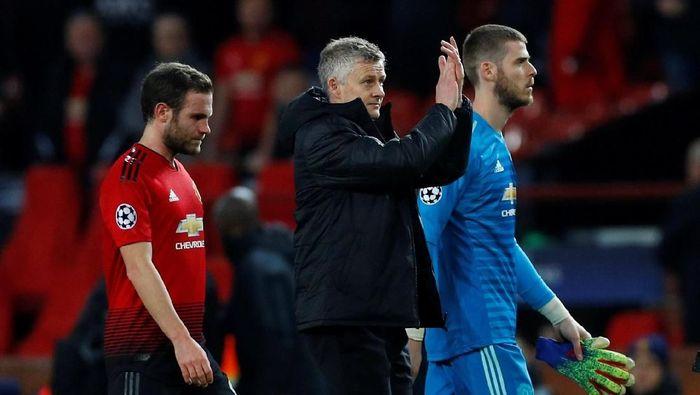 Manajer Manchester United Ole Gunnar Solskjaer, (Foto: Phil Noble/Reuters)