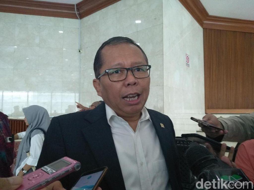 Jokowi Minta Pengesahan RUU KUHP Ditunda, PPP: Koalisi Pemerintah Dukung