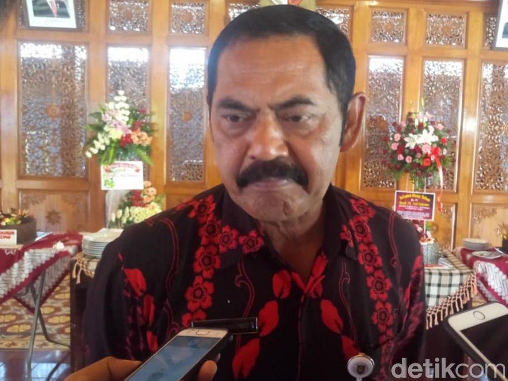 Wali Kota Solo Siap Ditegur Mendagri Soal Deklarasi Pro-Jokowi