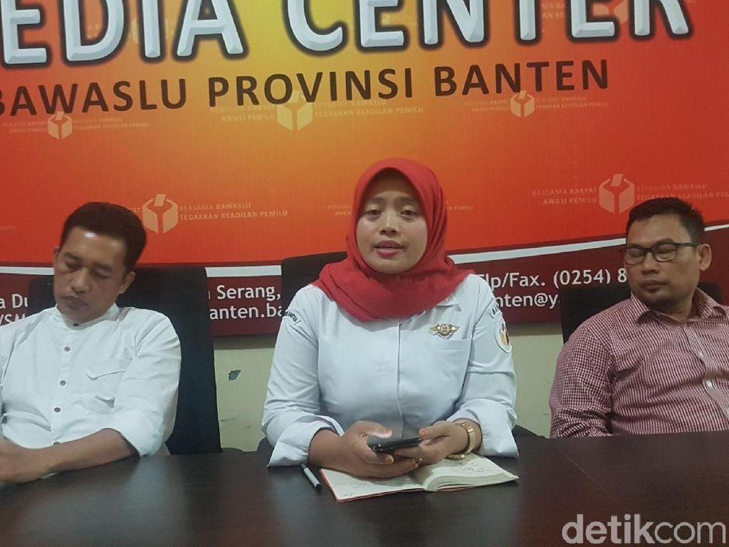 Bawaslu Banten: Pengiriman Surat Suara Tanpa Pengawalan, Ada Stiker Rusak