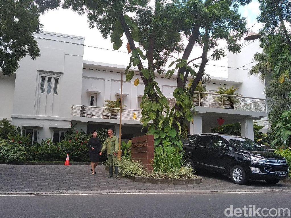 Foto: Hotel Bekas Markas Rahasia Freemason di Malang