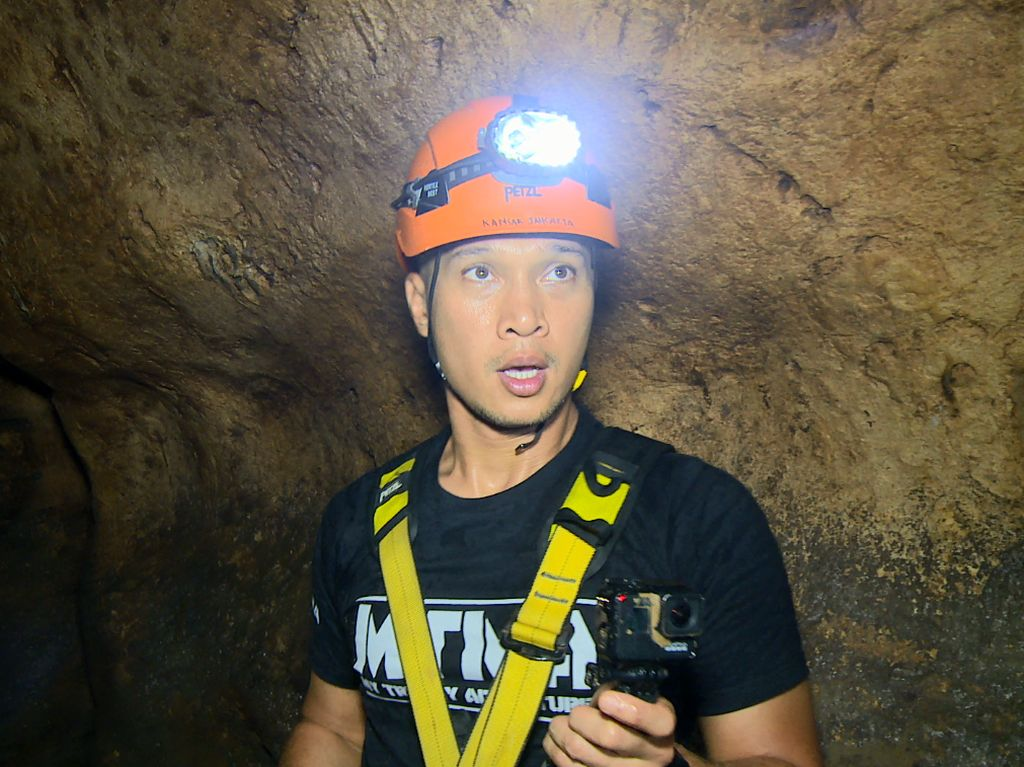 My Trip My Adventure: Survival di Gua Sipahang