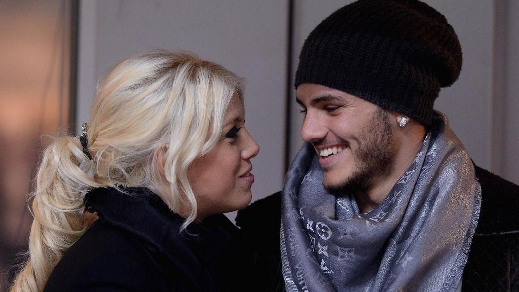 Polemik Icardi, Antara Inter dan Sang Istri