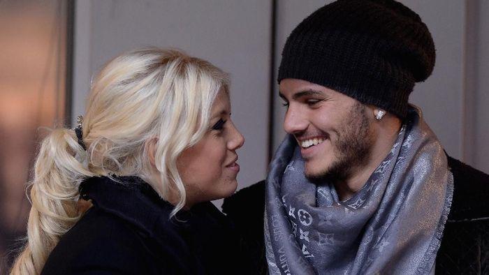 Maxi Lopez sudah legawa Wanda Nara menikah dengan Mauro Icard (Foto: Getty Images)