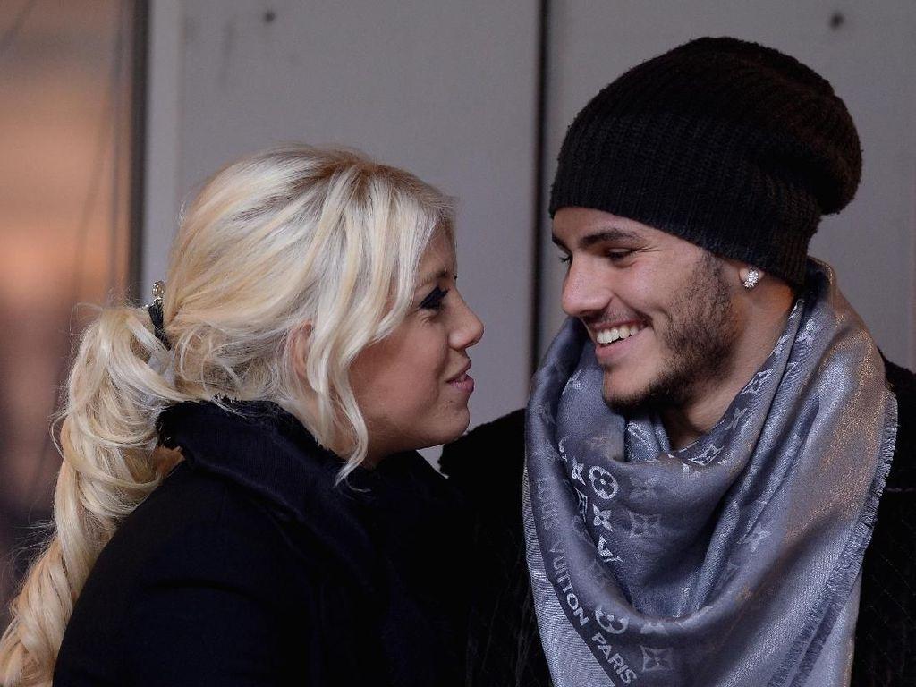 Maxi Lopez ke Icardi: Terima Kasih Sudah Merebut Istriku