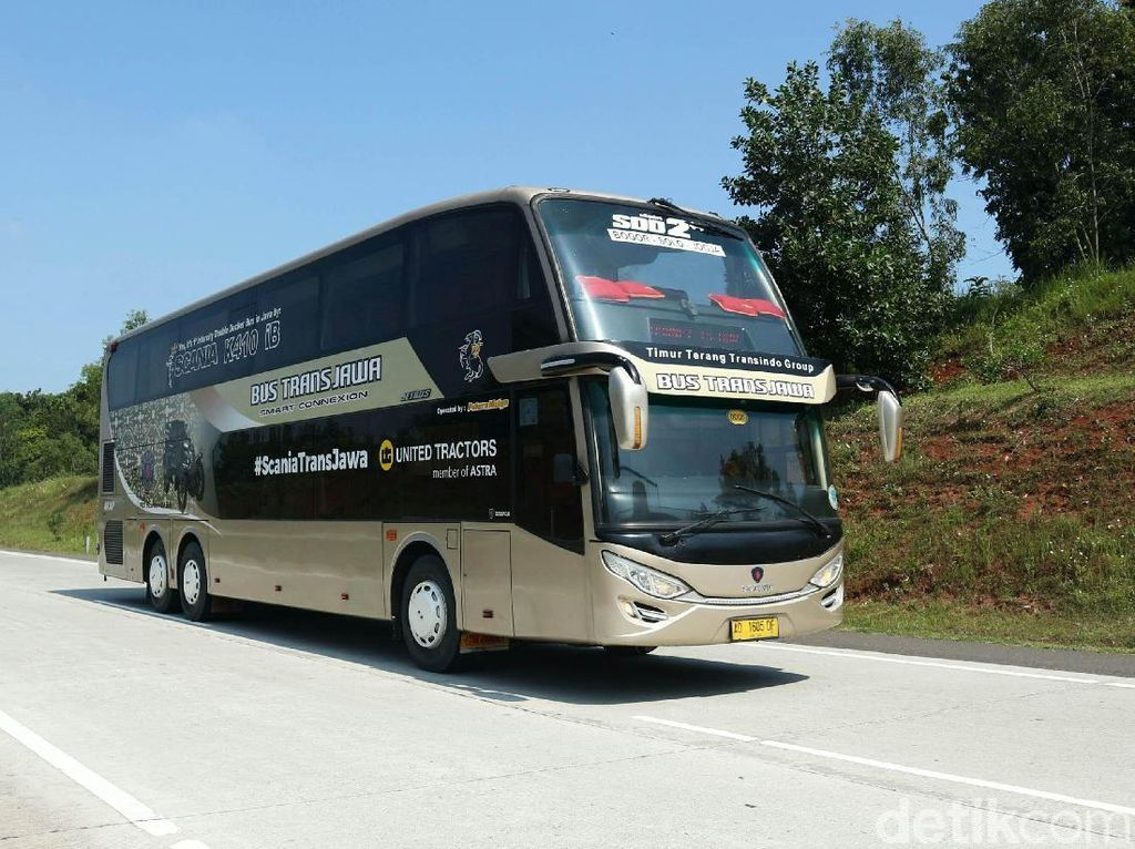 Pengusaha Bus Tidak Puas Soal Satu Arah di Tol Trans Jawa