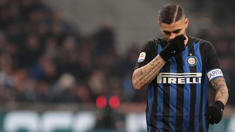Kenapa Icardi Tak Dibawa ke Liga Europa, Spalletti?