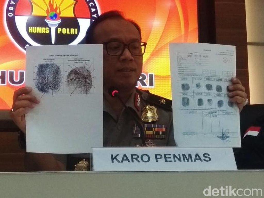 Polri Kirim Sampel DNA Ayah Teman Wanita Nuryanto ke PDRM