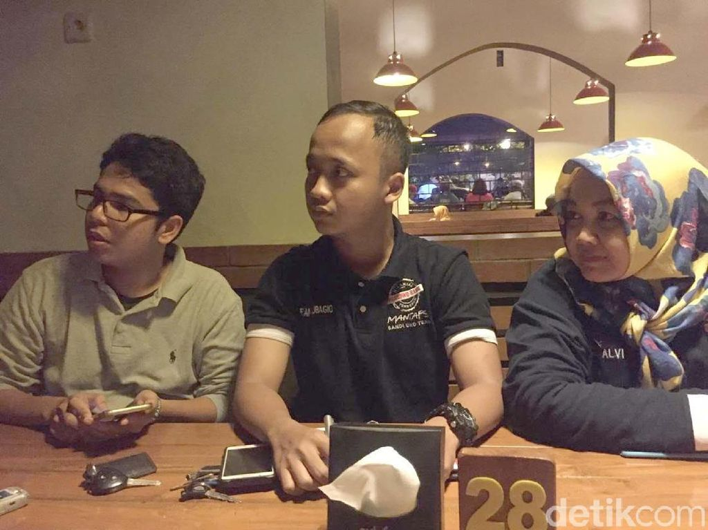 Pembuat Pamflet Salat Jumat Bersama Prabowo Angkat Bicara