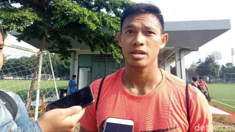 Indra Sjafri Tunjuk Andy Setyo Sebagai Kapten Timnas U-22