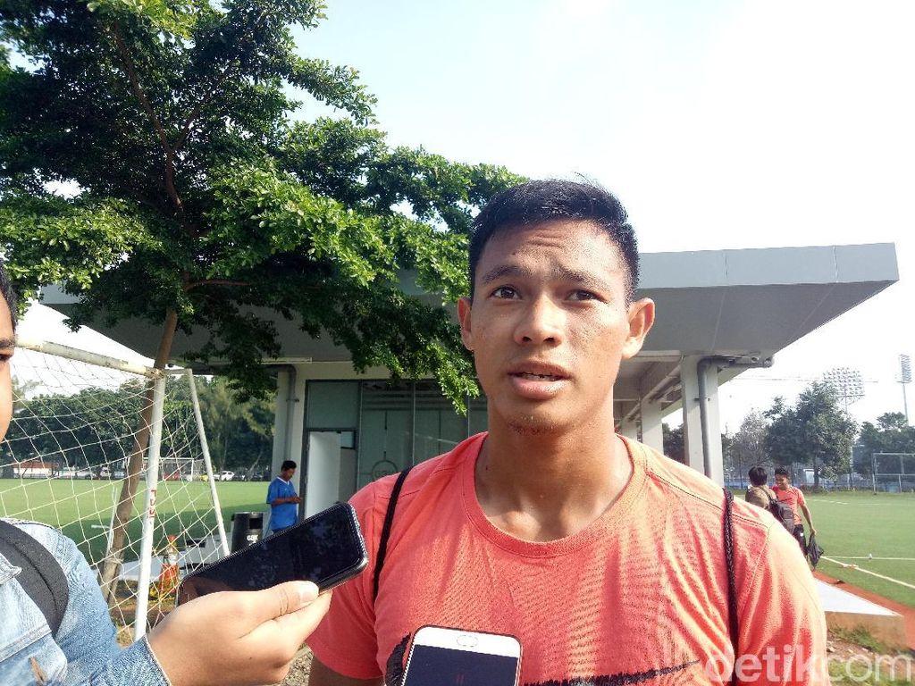 Cedera Tulang Belakang, Andy Setyo Absen Lawan Vietnam