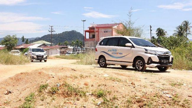 Foto Daihatsu Xenia: PT Astra Daihatsu Motor