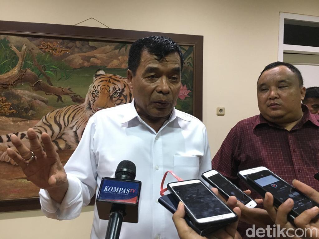Alasan Muchdi Pr Dukung Jokowi Berseberangan dengan Kebijakan Partai
