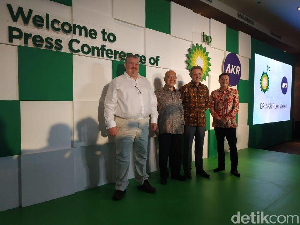 Pom Bensin Asal Inggris BP, Tawarkan Bensin yang Mengandung Active Technology
