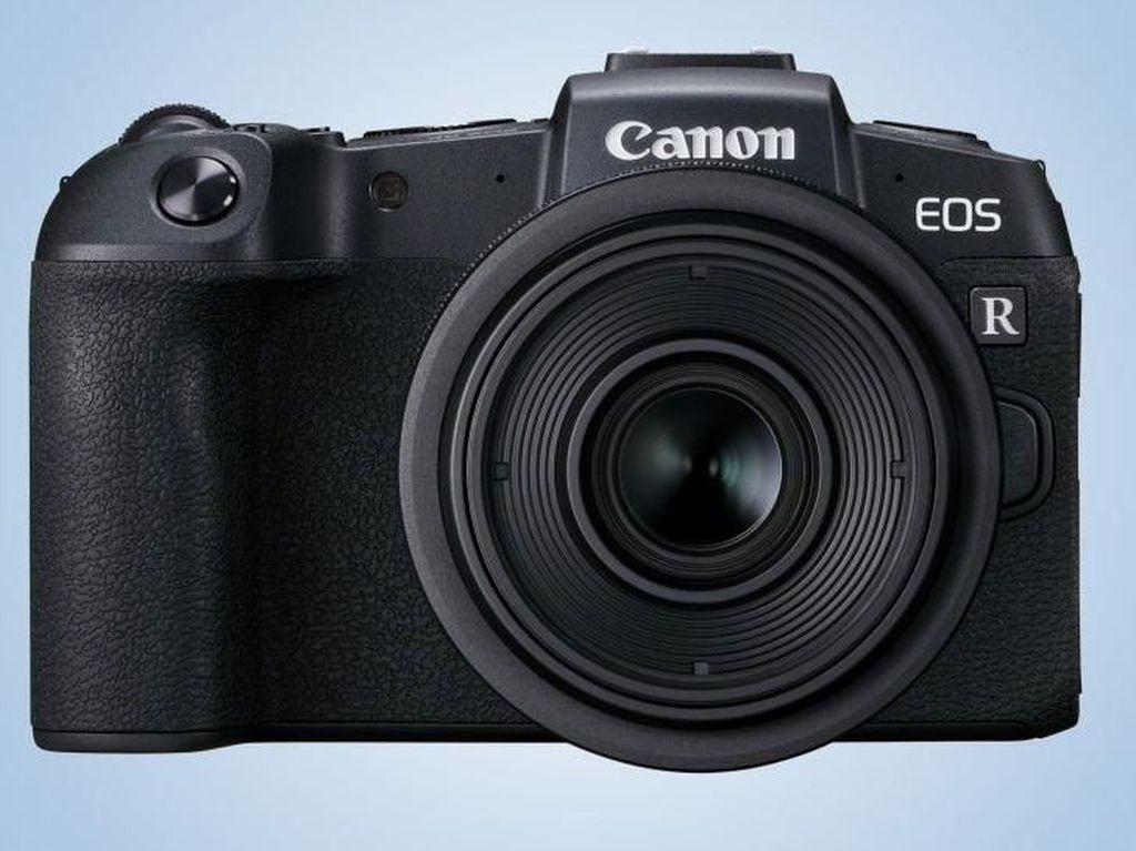 EOS RP, Mirrorless Full Frame Murah Canon