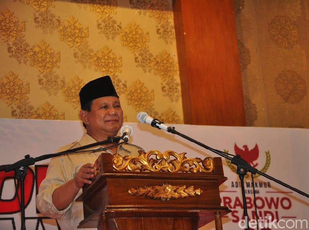 Prabowo Sebut Harga Beras dan Daging RI Tertinggi di Dunia, Ini Datanya