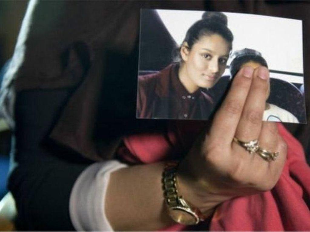 Gadis Inggris yang Bergabung ISIS di Suriah Ingin Pulang ke Rumah