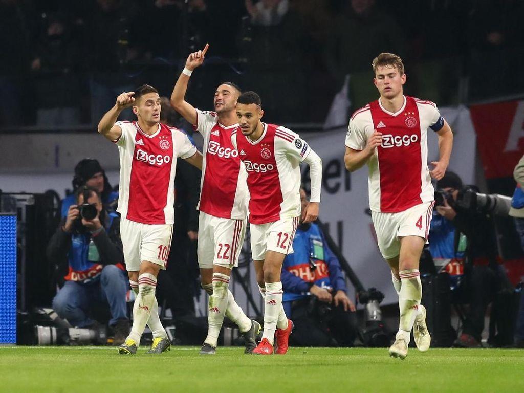 Juventus Banyak Strategi, Ajax Harus Pintar Baca Permainan