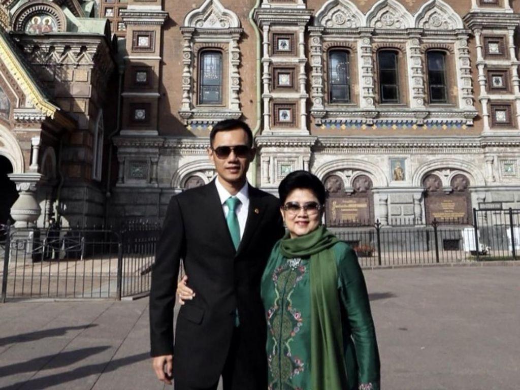 Ani Yudhoyono Ingatkan AHY untuk Tetap Sapa Masyarakat di Indonesia