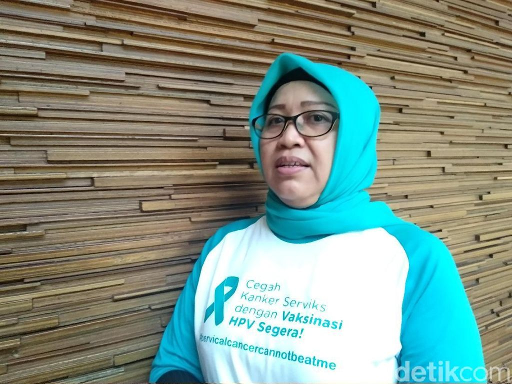 Diawali Keputihan Biasa, Ibu Ini Tak Menyangka Digerogoti Kanker Serviks