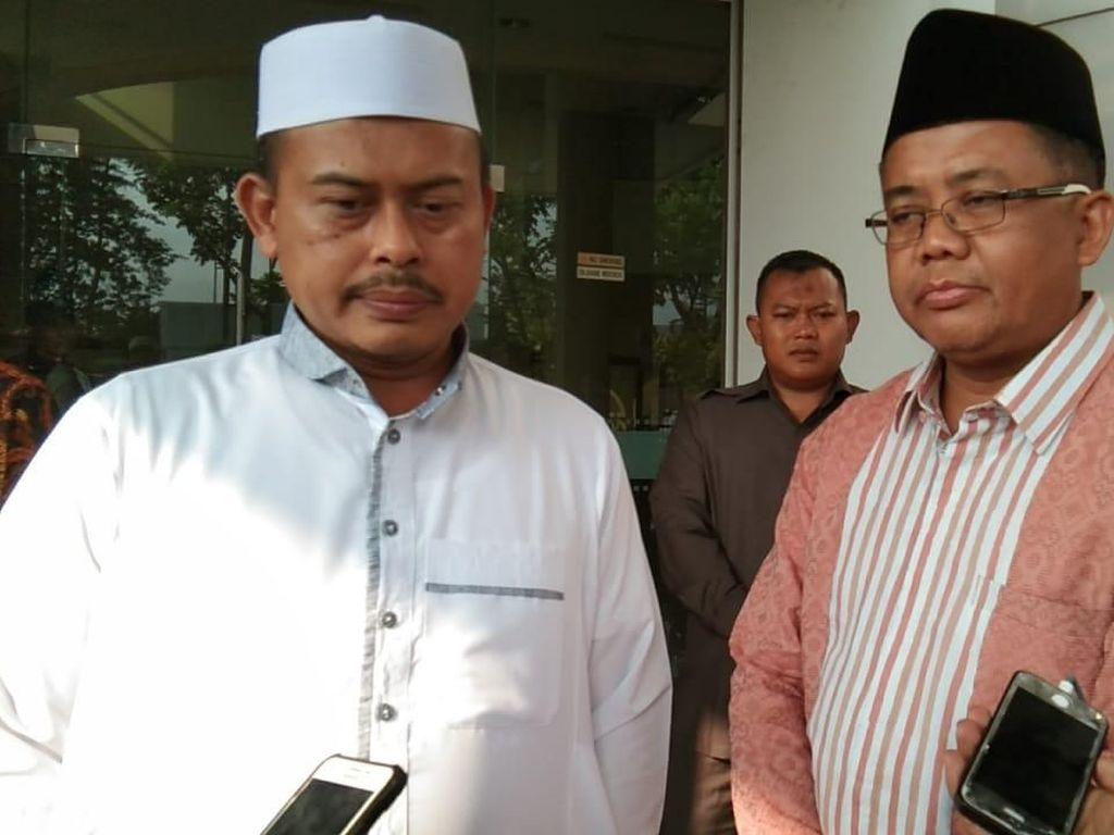 Kasus Pemilu Dihentikan, Status Tersangka Slamet Maarif Gugur