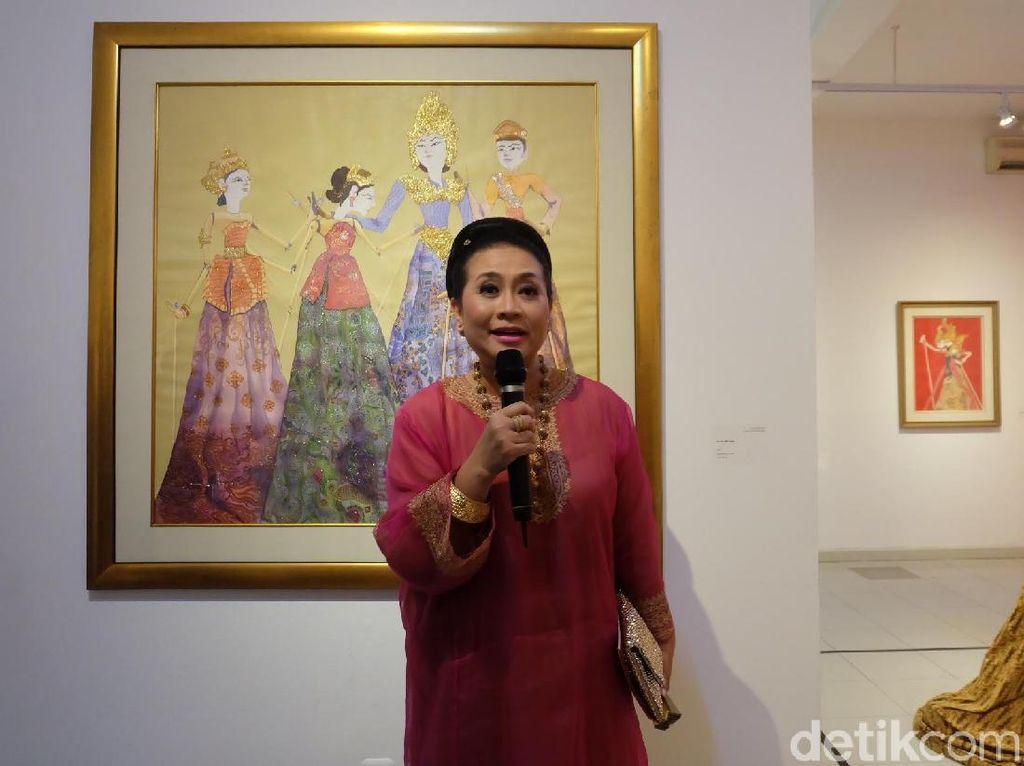 Cinta untuk Indonesia, Perayaan 30 Tahun Perupa Sasya Tranggono
