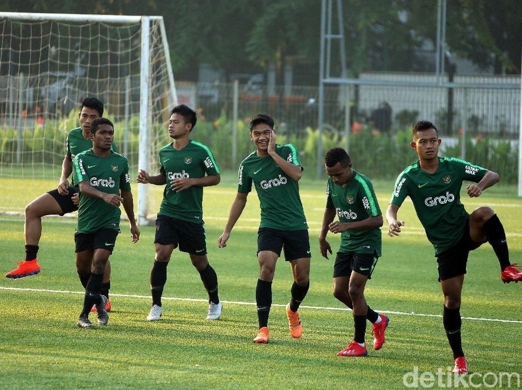 Osvaldo Haay: Lawan Myanmar di Piala AFF U-22 Adalah Kunci