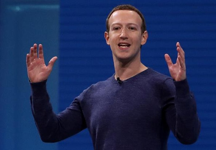 Mark Zuckerberg. Foto: Getty Images